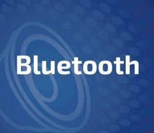 Knop bluetooth