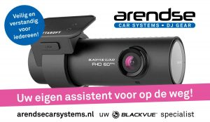 Spandoeken Blackvue Dashcam