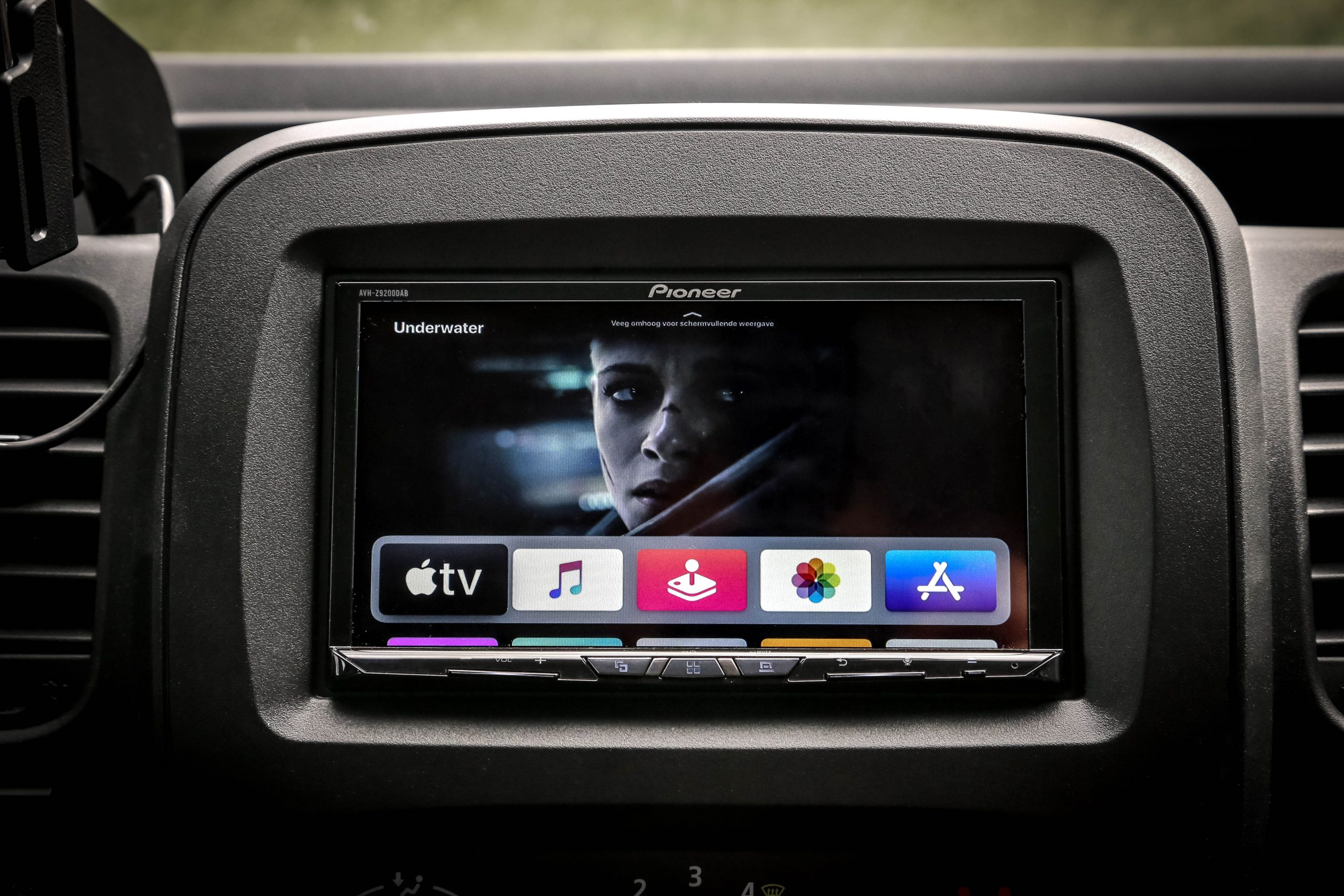 Apple carplay in je auto