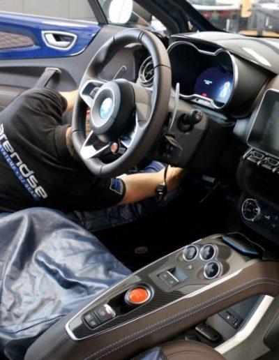 Stap voor stap alarm inbouw door Arendse Car Systems - Stap 19