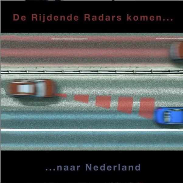 Rijdende rechters komen naar Nederland